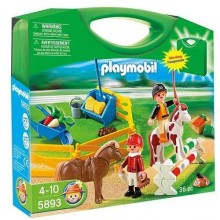 Playmobil City - Póneis