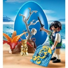 Playmobil Pirates - Ovo do Tesouro