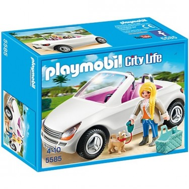 Playmobil City Life - Descapotável