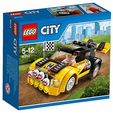 Lego City - Rally