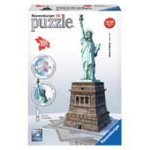 Ravensburger - Statue of Liberty 3D