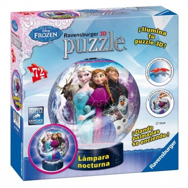 Ravensburger - Frozen 3D Night Light