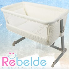 Rebelde - Mini-Berço Co-Sleeping - Mon Petit Bebé