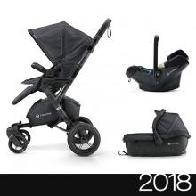 Concord - Trio Neo Travel Set - Cosmic Black '2018