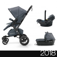 Concord - Trio Neo Travel Set - Steel Grey '2017