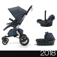 Concord - Trio Neo Travel Set - Deep Water Blue '2018