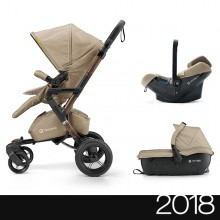 Concord - Trio Neo Travel Set - Powder Beige '2018
