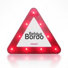 BabyLed - Dispositivo LED Bebé a Bordo