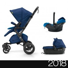 Concord - Trio Neo Travel Set - Snorkel Blue '2018