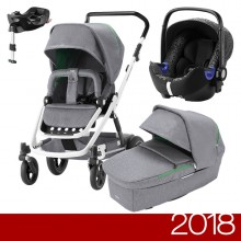 Britax Römer - Trio GO Next 2 i-Size - Dynamic Grey '2018