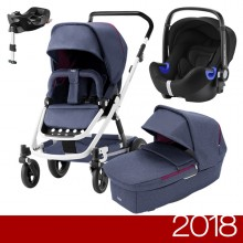 Britax Römer - Trio GO Next 2 i-Size - Oxford Navy '2018