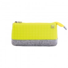 Pixie Crew - Pulmier Grey / Yellow