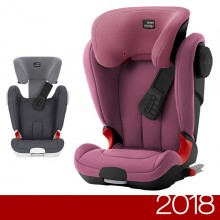 Römer - Kidfix XP SICT Black Series - Wine Rose '2018