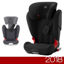 Römer - Kidfix XP Black Series - Cosmos Black '2018