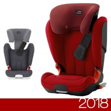 Römer - Kidfix XP Black Series - Flame Red '2018